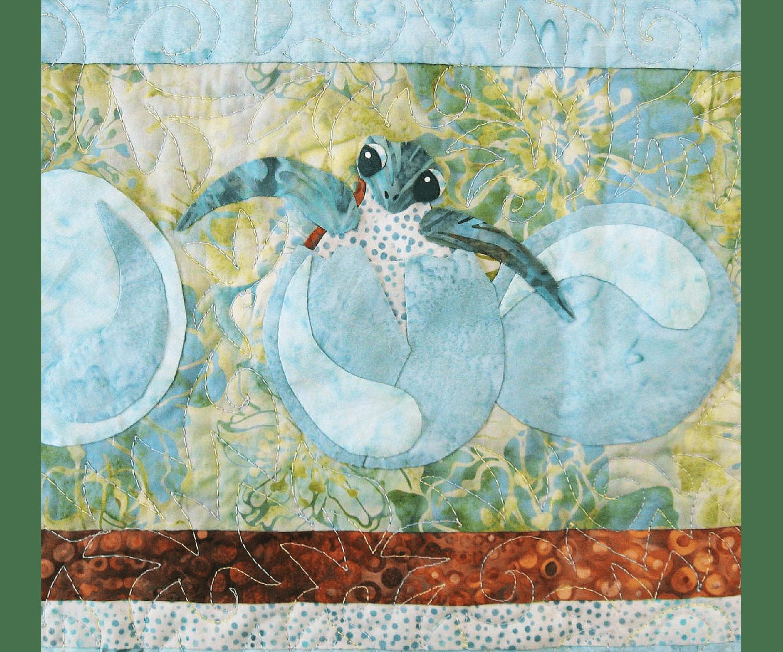 Baby-Sea-turtle-quilt